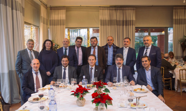 AELMA celebra su tradicional comida de confraternización empresarial
