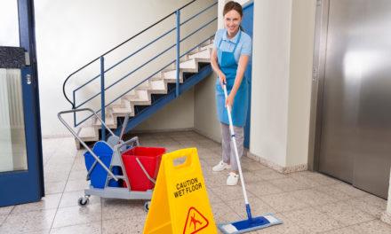 El absentismo laboral en el sector de la limpieza aumenta en más de 7.000 trabajadores con respecto al año anterior