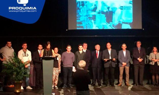 Proquimia patrocinó junto a Ilerda Serveis la entrega de premios de la 30ª edición del Concurs de Joves Cuiners Angel Moncusí