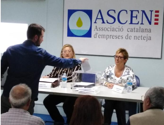 Elecciones Junta Directiva de ASCEN