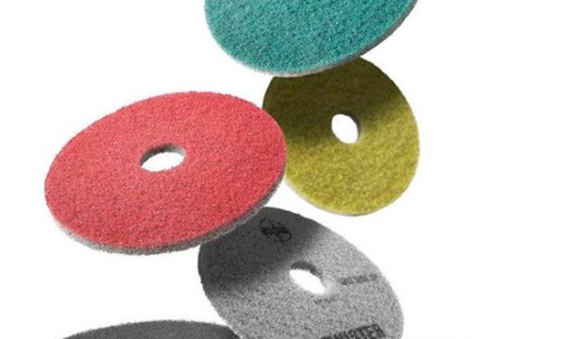 Discos Twister diamantados. Un método revolucionario para la limpieza de suelos