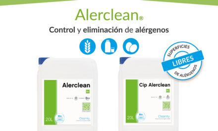 Cleanity presenta Alerclean®, una nueva gama destinada a la eliminación de los principales alérgenos