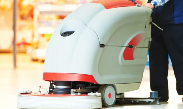 Este dispositivo español convierte cualquier máquina de limpieza en un robot autónomo.