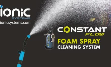 Innovación, Ecología y Optimización con resultados espectaculares en la limpieza de fachadas, con los nuevos sistemas SofWashing (Limpieza Suave con espuma)