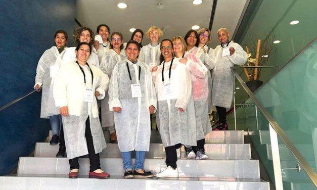 El 81% de las participantes del proyecto 'Salas blancas' de Esplugues logran trabajo en la limpieza biomédica