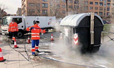 Nuevos medios para mejorar la limpieza y eliminar grafitis