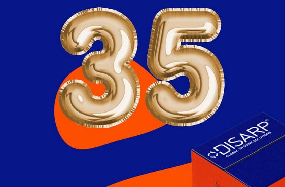 Disarp celebra su 35 aniversario