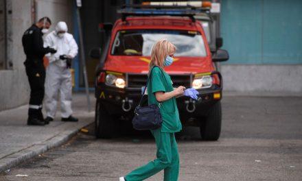 Más del 35% del personal de limpieza en varios hospitales de Madrid, de baja por el coronavirus