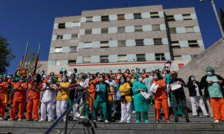 Los trabajadores de limpieza del Marañón irán a huelga los días 29 y 30