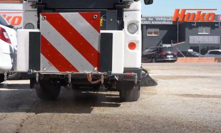 Video: Módulo pulverizador de desinfectante para Vial CityMaster 1600