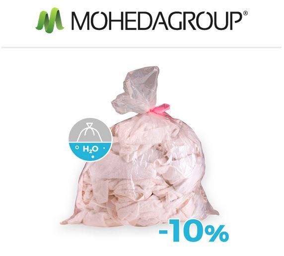 Bolsas hidrosolubles para lavadoras una solución de Mohedagroup