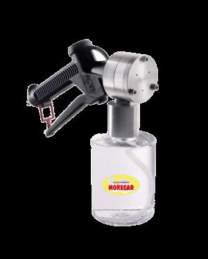 Nebulizador desinfectante Morecar de bajo consumo.