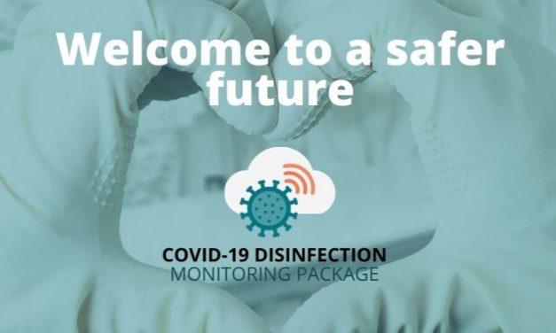 Girbau presenta una solución pionera para garantizar la desinfección textil.