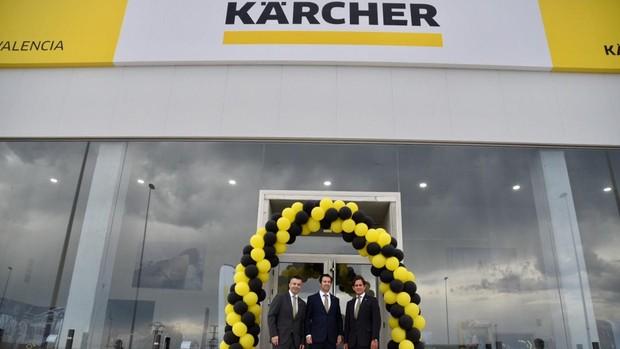 El nuevo Kärcher Center sitúa a Valencia como área estratégica para el crecimiento de la compañía