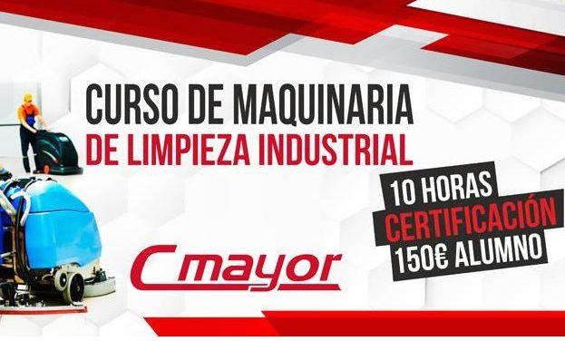 Carretillas Mayor convoca el segundo curso de Maquinaria de Limpieza Industrial