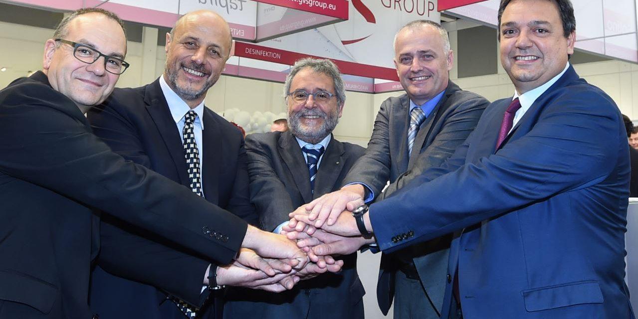 WE Italia y EUROPAP fortalecen el Grupo DHYS