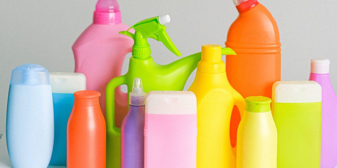 Evita estas mezclas de productos de limpieza