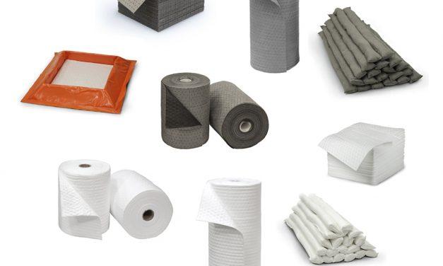 Hilados Biete presenta su nueva gama de absorbentes industriales RESSORB.