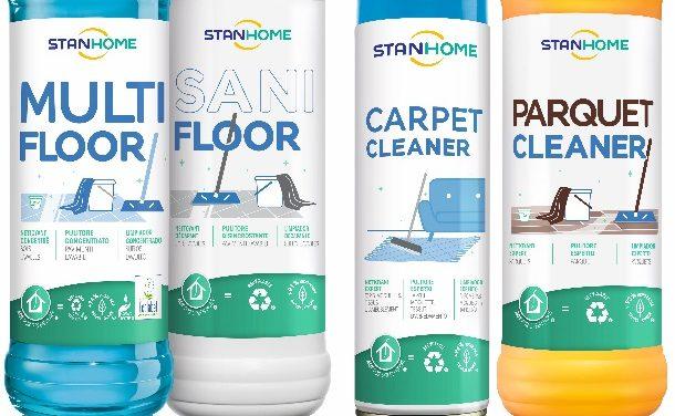 Stanhome amplía su catálogo de productos ecológicos con novedades en limpieza de suelos